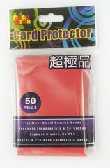 GoGo Gear (Red) - Small Sleeves - 50ct