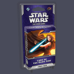 Star Wars: The Card Game - Lure of the Dark Side Force Pack
