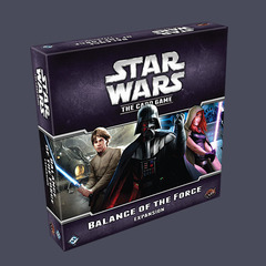 Star Wars: The Card Game 1 - 8 Balance of the Force
