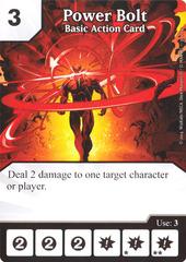 Basic Action Card - Power Bolt (Card Only)
