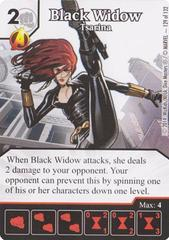 Black Widow - Tsarina (Card Only)
