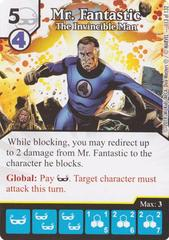 Mr. Fantastic - The Invincible Man (Card Only)