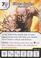 Silver Surfer - Sky-Rider (Card Only)