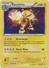 Electivire - 54/149 - Non Holo Ice Shock Theme Deck Exclusive