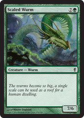 Scaled Wurm - Foil