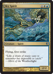 Sky Spirit - Foil