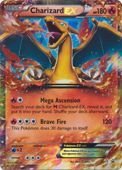 Charizard-EX - 17 - Promotional - Charizard EX Box Exclusive