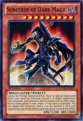 Sorcerer of Dark Magic - LCYW-EN029 - Common - Unlimited Edition
