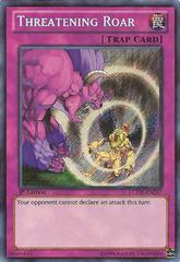 Threatening Roar - LCYW-EN297 - Secret Rare - Unlimited Edition
