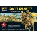 28mm Bolt Action Soviet Infantry (40)