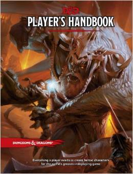 5th Edition Player's Handbook