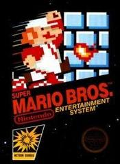 Super Mario Bros. (5 Screw Cartridge)