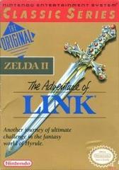 Zelda II: The Adventure of Link - Classic Series (Gray Cartridge)