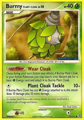 Burmy Plant Cloak - 78/132 - Common