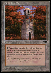 Urza's Tower (Torre di Urza) - Forest