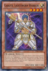 Garoth, Lightsworn Warrior - SDLI-EN009 - Common - 1st Edition