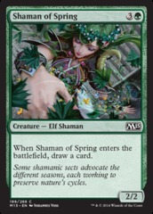 Shaman of Spring - Foil