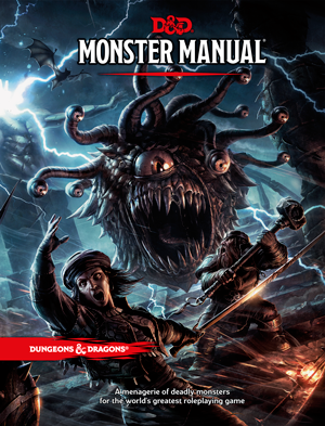 Monster Manual 5th Edition