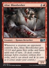 Altac Bloodseeker - Foil on Channel Fireball