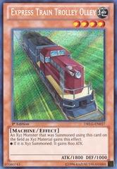 Express Train Trolley Olley - DRLG-EN037 - Secret Rare - Unlimited Edition on Channel Fireball