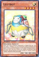 Lillybot - DRLG-EN050 - Super Rare - Unlimited Edition