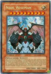 Neos Wiseman - CSOC-EN097 - Secret Rare - 1st Edition