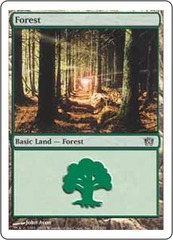 Forest (347) on Channel Fireball