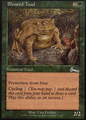 Bloated Toad on Channel Fireball