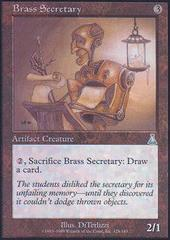 Brass Secretary on Channel Fireball