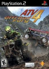 ATV - Offroad Fury 4 (Playstation 2)