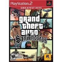 Grand Theft Auto - San Andreas (Playstation 2) - GH