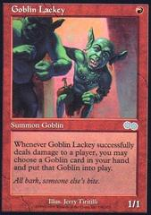 Goblin Lackey on Channel Fireball