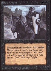 Black Knight on Channel Fireball