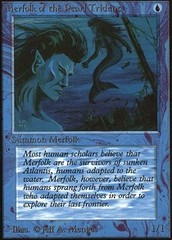 Merfolk of the Pearl Trident