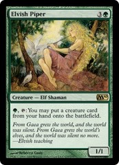 Elvish Piper on Channel Fireball