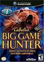 Big Game Hunter, Cabela