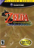 Legend of Zelda, The: The Wind Waker Cover A Best Seller, Player