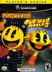 Pac-Man vs. / Pac-Man World 2