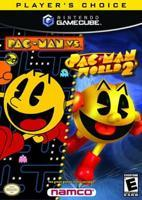 Pac-Man vs. / Pac-Man World 2 Player