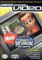 Adventures of Jimmy Neutron: Boy Genius, The: Volume 1 Game Boy Advance Video