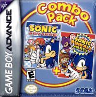 Sonic Advance + Sonic Pinball Party