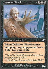Dakmor Ghoul on Channel Fireball
