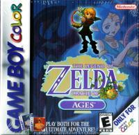 Legend of Zelda, The: Oracle of Ages