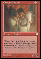 Corrupt Eunuchs on Channel Fireball