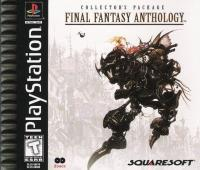 Final Fantasy Anthology - Collectors Package