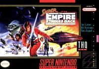 Super Star Wars: The Empire Strikes Back (THQ)