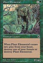 Plant Elemental