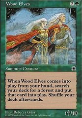 Wood Elves on Channel Fireball