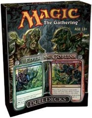 Duel Decks: Elves vs. Goblins on Channel Fireball