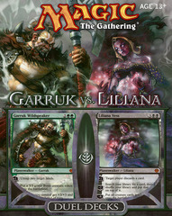Duel Decks: Garruk vs. Liliana on Channel Fireball